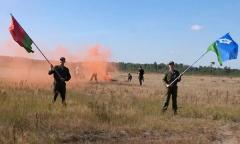 Полярная звезда. Белорусские спецназовцы победили!