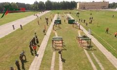 Белорусская команда стала первой на этапе «Атлет»