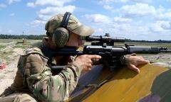 «Снайперский рубеж». Белорусы лидируют!