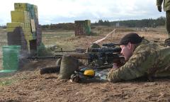 Отбор на «Снайперский рубеж»