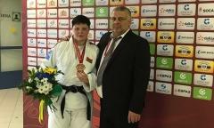 Белорусские дзюдоисты привезли две медали «Большого шлема»