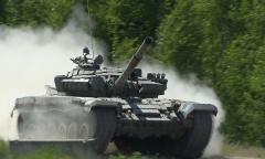 Танковый биатлон. Подготовка