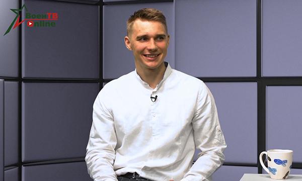 В гостях у «Толмача» – Антон Смольский