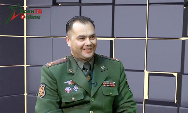 В гостях у «Толмача» – Николай Кураш
