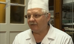 Военный хирург Александр Добриянец
