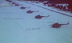 Крупнейшее войсковое учение «Березина-78»