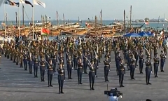 Рота почетного караула. Катар-2012