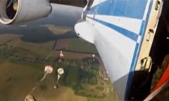 Десантрование с Ил-76