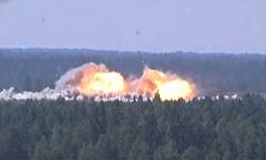 Су-25. Бомбометание