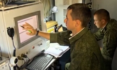 Телефонная аппаратная «Астра» и цифровая радиостанция «Корвет»