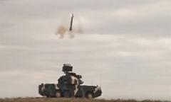 Зенитный ракетный комплекс «ТОР-М2». Боевые пуски