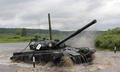 Форсирование танками водных преград