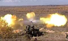 Самоходная артиллерийская установка 2С5 «Гиацинт»
