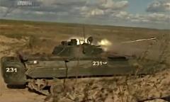 БМП-2. Стрельба