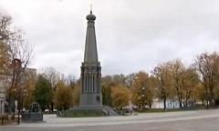 Освобождение Полоцка в 1812 году