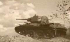 Легендарному танку Т-34-85 – 70 лет