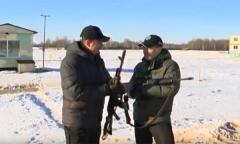 АК-74 vs М-16
