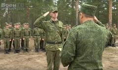 336-я реактивная бригада разместилась в районе проведения учений