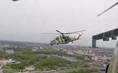 Авиация на параде Победы 9 мая