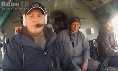 Вертолёты Ми-8 и Ми-24