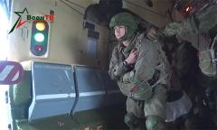 Десантирование с ИЛ-76