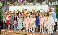 Андреевская новогодняя сказка