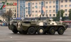 «Рыцари неба» в Минске