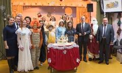 Новый год в Радошковичской школе-интернате
