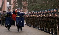 5-я бригада спецназа отмечает юбилей