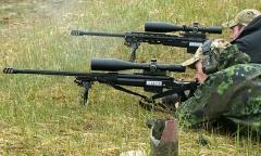 Соревнования снайперов