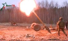 В белорусскую армию поступили минометы «Нона-М1»