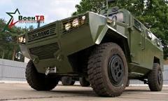Новые бронеавтомобили CS/VN3