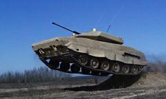 Боевая машина разведки 2Т «Сталкер»