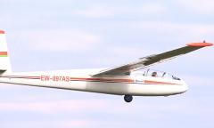 Полеты на планере