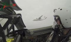 Дежурные силы ПВО проверены полетами контрольных целей