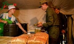 Подготовка к КШУ. Полевая кухня