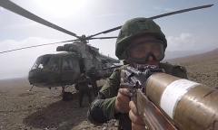 Белорусский десант в горах Кыргызстана