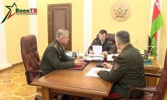 В Беларуси началась проверка Вооруженных Сил