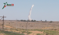 Боевые пуски ЗРК С-300 и «Тор-М2» на полигоне Ашулук