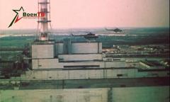 В небе Чернобыля (1986 г.)
