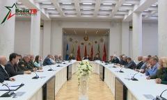 Заседание военно-шефской комиссии