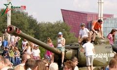 День танкистов – 2018