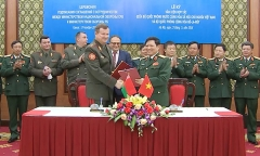 Визит министра обороны Беларуси во Вьетнам