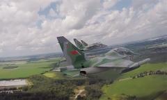 Полеты Як-130. Лучшие кадры