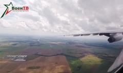 Ил-76. Эксклюзивное видео