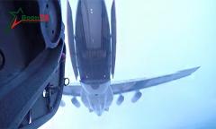 Десантирование техники из Ил-76