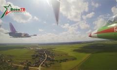 Эксклюзивное видео. Авиация. Л-39