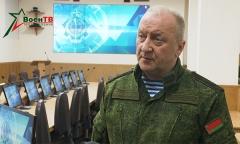 Совместная штабная тренировка Беларуси и России