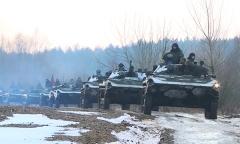 В Беларуси завершилась комплексная проверка Вооруженных Сил