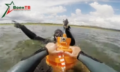 Как спасти человека на воде?